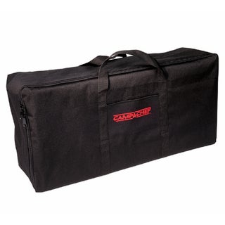 Camp Chef Black Nylon Double-burner Stove Carrying Bag