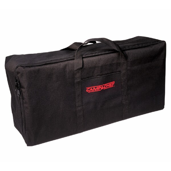 Camp Chef Black Nylon Double-burner Stove Carrying Bag