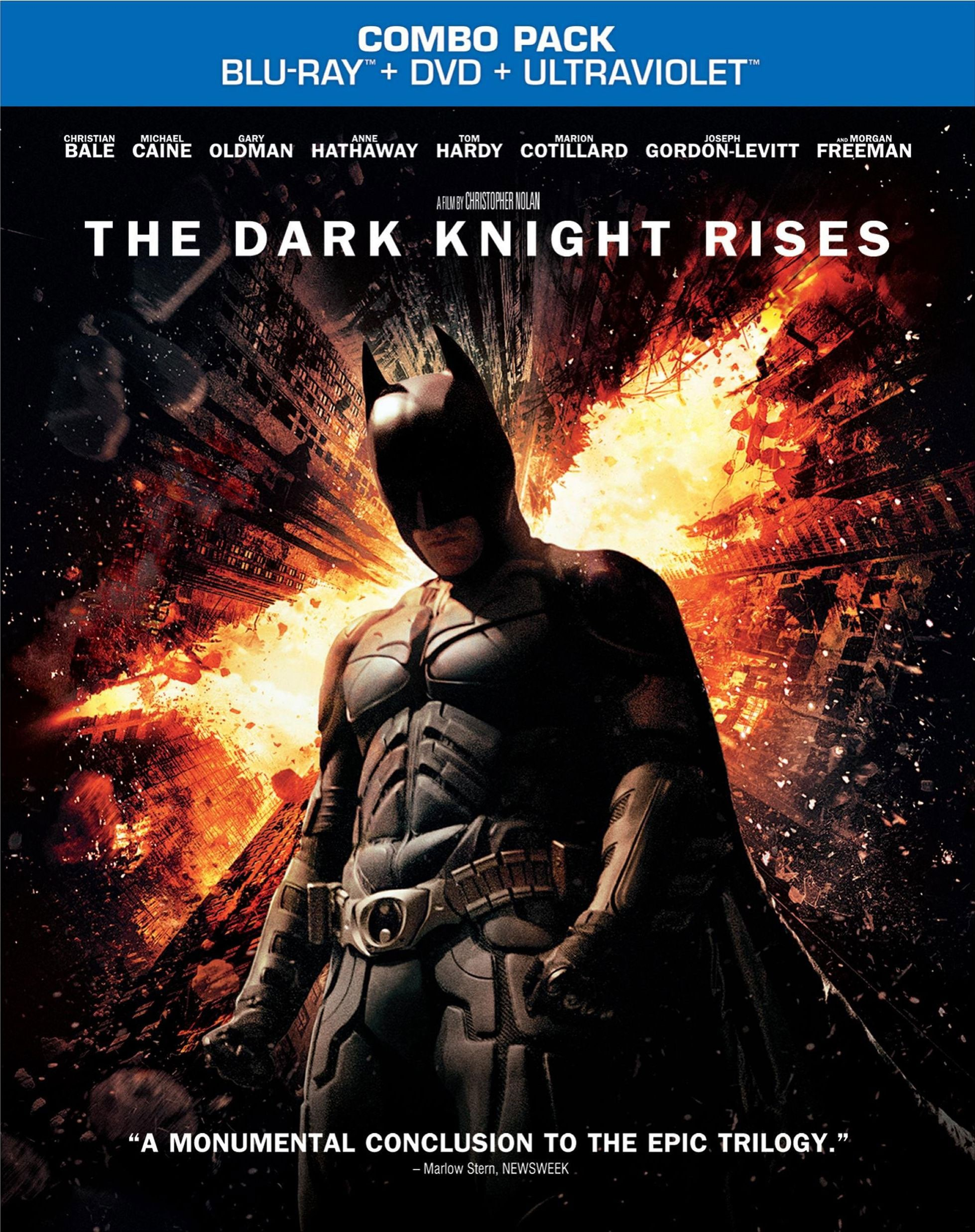 The Dark Knight Rises (Blu-ray/DVD) - Thumbnail 0