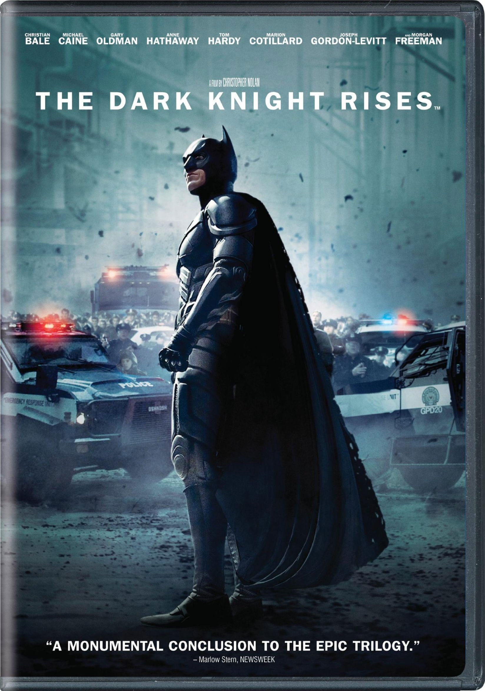 The Dark Knight Rises (DVD) - Thumbnail 0