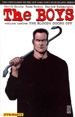 The Boys 12: The Bloody Doors Off (Paperback)