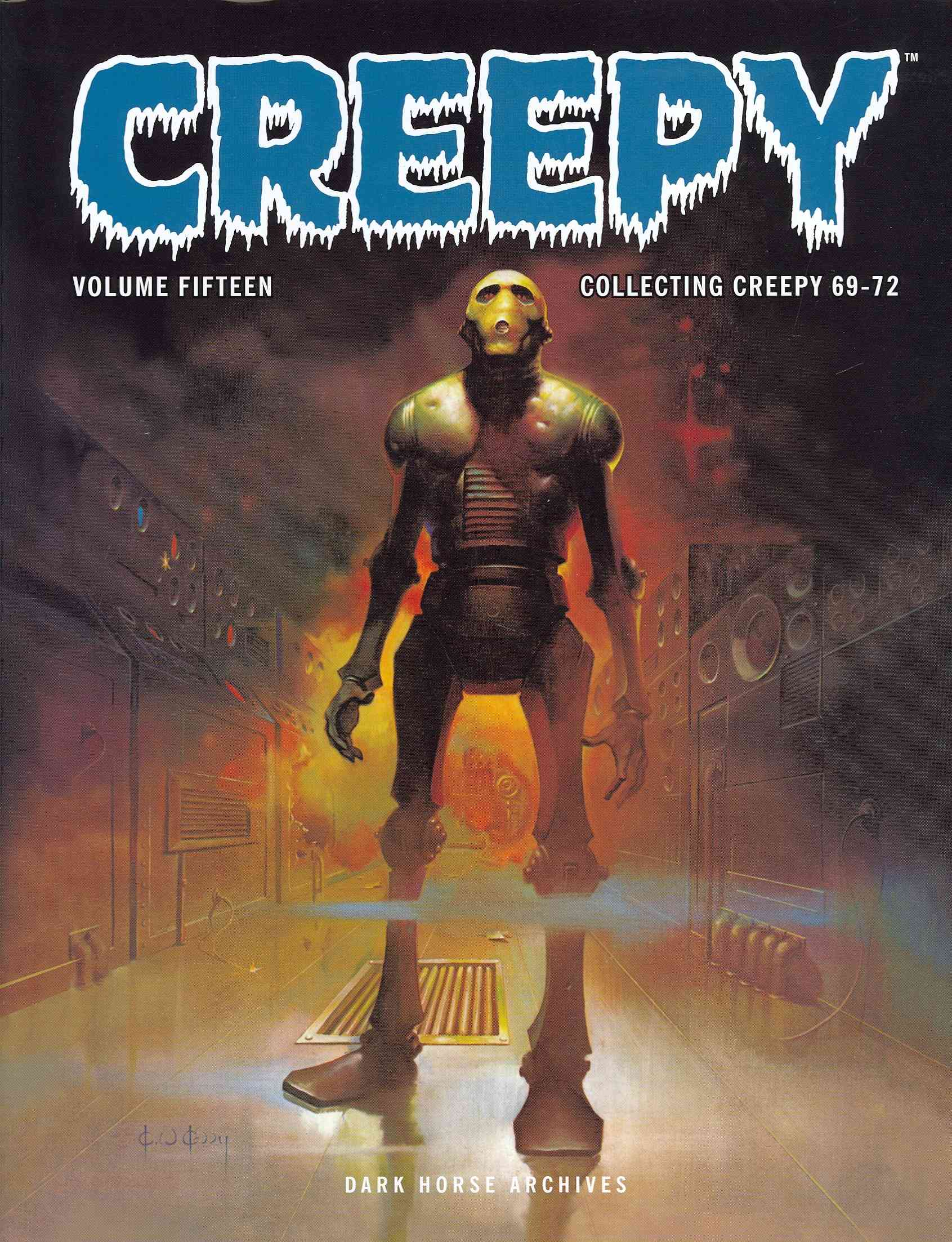 Creepy Archives 15 (Hardcover)