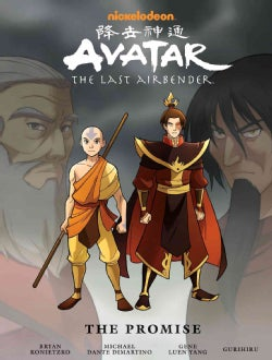 Avatar the Last Airbender: The Promise (Hardcover)
