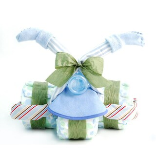 Nikki's Tricycle Diaper Gift For Boys