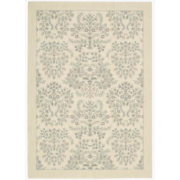Barclay Butera Hinsdale Cottonwood Area Rug by Nourison (9'6 x 13')