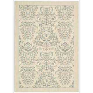 Barclay Butera Hinsdale Cottonwood Area Rug by Nourison (5'3 x 7'5)