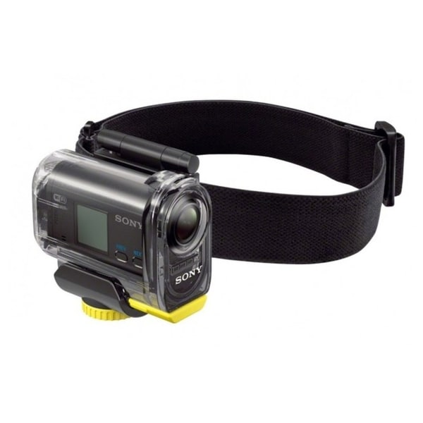 Sony Headband and Clip-on Kit for Waterproof Housing