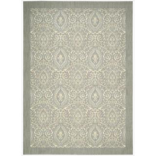 Barclay Butera Hinsdale Feather Area Rug by Nourison (7'9 x 10'10)