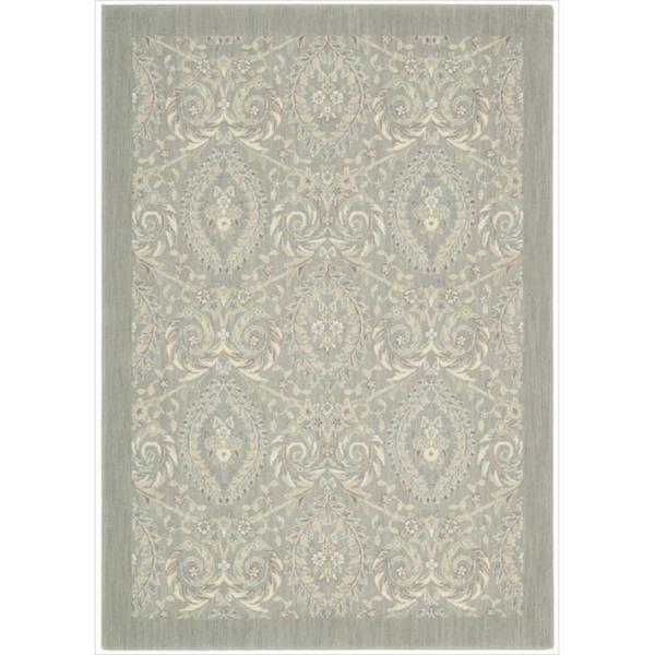 Barclay Butera Hinsdale Feather Area Rug by Nourison (9'6 x 13')