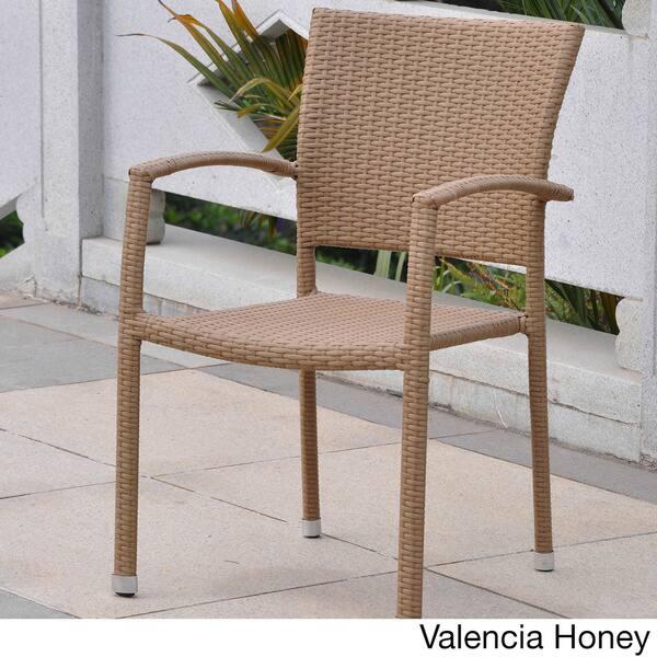 Peachy Shop International Caravan Barcelona Resin Wicker Aluminum Ncnpc Chair Design For Home Ncnpcorg