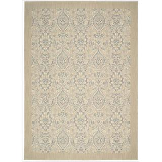 Barclay Butera Hinsdale Lily Area Rug by Nourison (7'9 x 10'10)