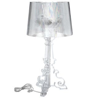 French Grand Acrylic Clear Table Lamp https://ak1.ostkcdn.com/images/products/7324616/7324616/Bourgie-Style-Acrylic-Clear-Table-Lamp-P14792392.jpg?impolicy=medium