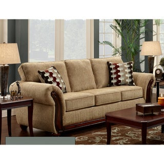 Shop Johnson Radar Havana Sofa Free Shipping Today