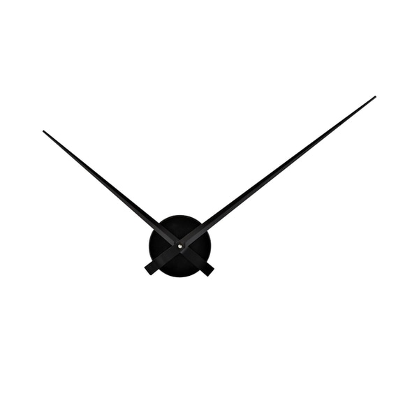 'Spoken' Iron Wall Clock