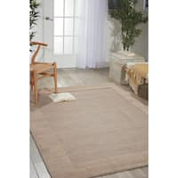 Barclay Butera Ripple Area Rug by Nourison (7'9 x 10'10)