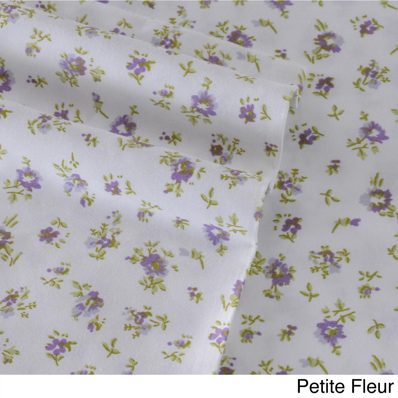 Details About SALE Laura Ashley PINK ROSE FLORAL 3PC Cotton