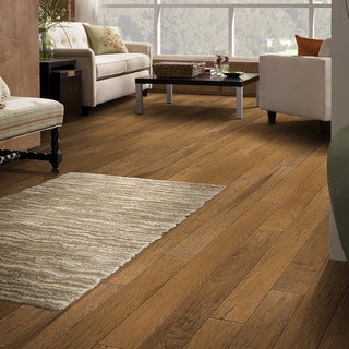 Shaw Industries Eagle Crest Ember Hardwood Flooring (19.72 Square Feet)