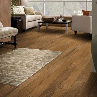 Shaw Industries Eagle Crest Ember Hardwood Flooring (19.72 sq ft per case)