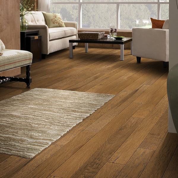 Shaw industries eagle crest ember hardwood flooring for Hardwood floors 600 sq ft