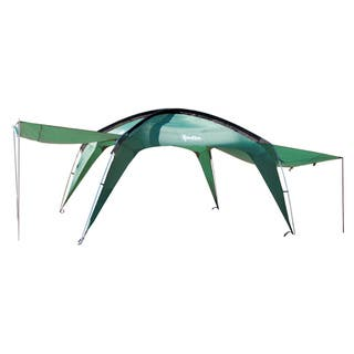 Cottonwood XLT Canopy with Awnings (10x10)|https://ak1.ostkcdn.com/images/products/7324934/7324934/Cottonwood-XLT-Canopy-with-Awnings-10x10-P14792585.jpg?impolicy=medium