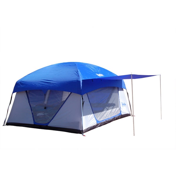 Ez Up Canopy 10x20 >> Shop Promontory XD 8-person Tent - Free Shipping Today - Overstock - 7324935