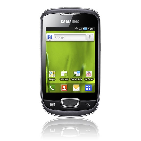 Samsung Galaxy Mini S5570 GSM Unlocked Android Cell Phone