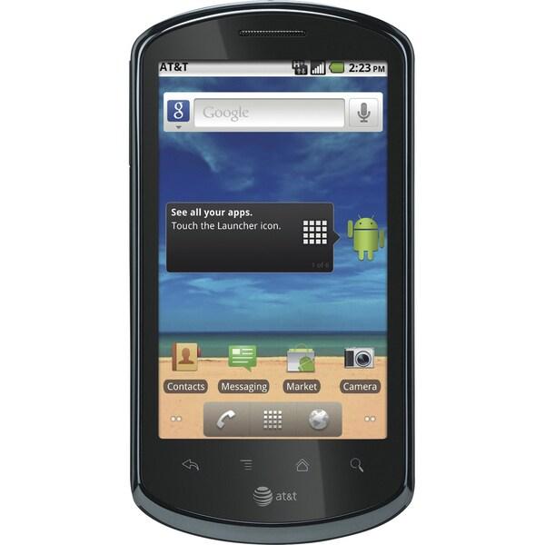 HUAWEI Impulse 4G U8800 Unlocked GSM Android Cell Phone - Black