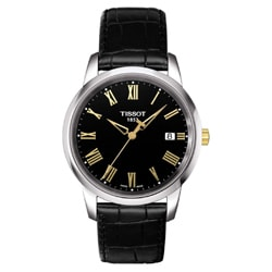 Tissot Men's T033.410.26.053.01 T-Classic Dream Black Watch