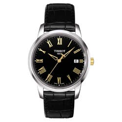 Tissot Men's T033.410.26.053.01 T-Classic Dream Black Watch|https://ak1.ostkcdn.com/images/products/7325079/Tissot-Mens-T-Classic-Dream-Black-Watch-P14792712.jpg?impolicy=medium