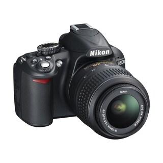 Nikon D3100 Digital SLR Camera Kit with 18-55mm VR Lens