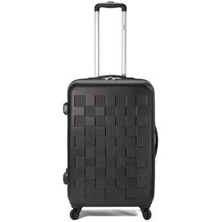 Benzi Black 20-inch Hardsided Carry-On Spinner Upright