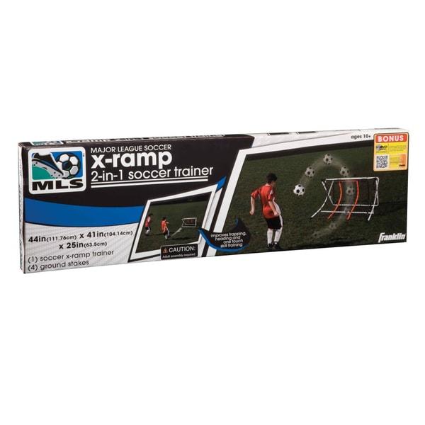 XRamp 2-in-1 Soccer Trainer