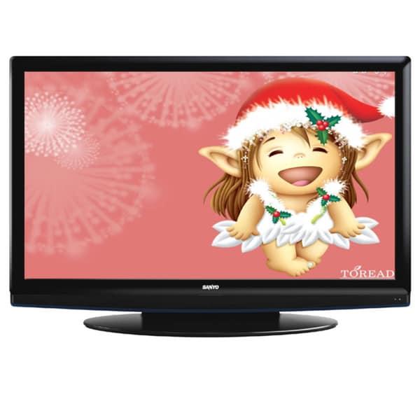 """Sanyo DP52440 52"""" 1080p LCD TV - 16:9 - HDTV 1080p - 120 Hz"""