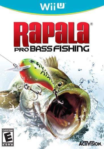 Wii U - Rapala Pro Bass Fishing