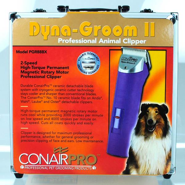 Dyna Groom II Professional Animal Clipper