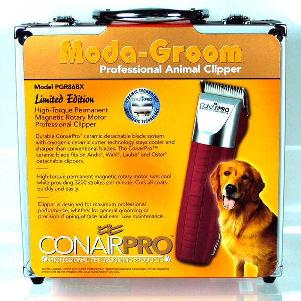 Moda Groom Limited Edition Professional Animal Clippers