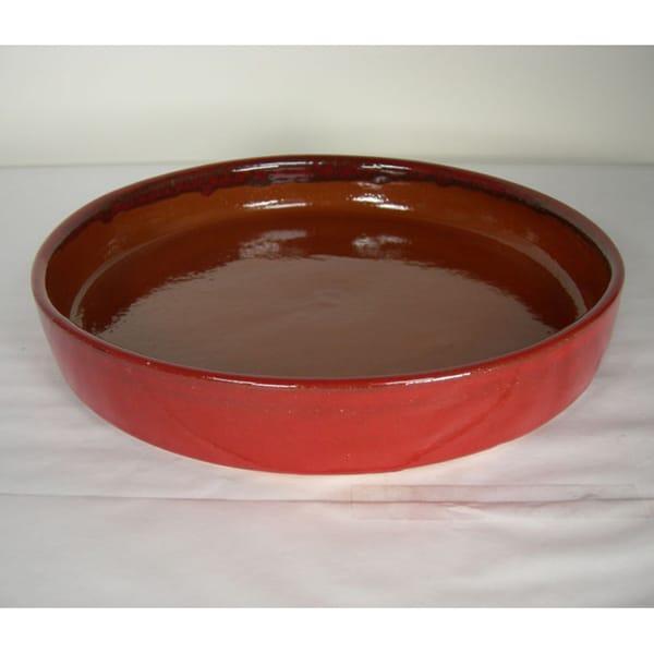 Terafeu French Refractory Clay 12-inch Tarte Dish