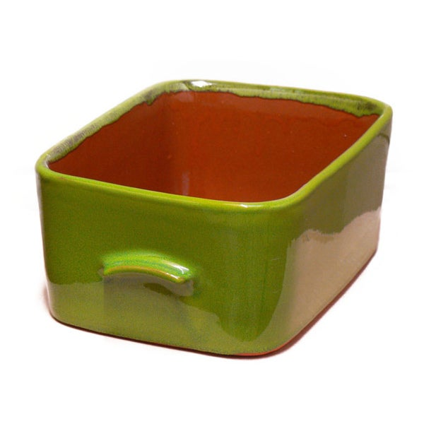 Terafeu French Refractory Clay 5.5 Quart Terrine Baker