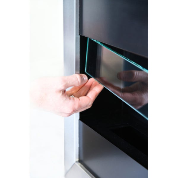 Bio-Blaze Large Glass Square Window Protection