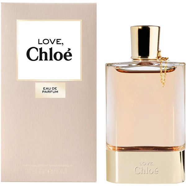15c46f8a02ac Shop Chloe Love Women's 1.7-ounce Eau de Parfum Spray - Free ...