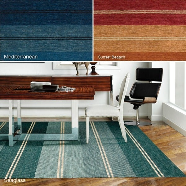 Barclay Butera Oxford Area Rug by Nourison (5'3 x 7'5)