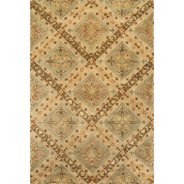 Alexander Home Hand-tufted Ferring Wool Rug. Opens flyout.