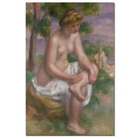 Pierre Renoir 'Eurydice, 1895-1900' Canvas Art