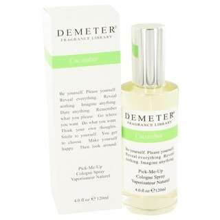 Demeter Cucumber Women's 4-ounce Cologne Spray