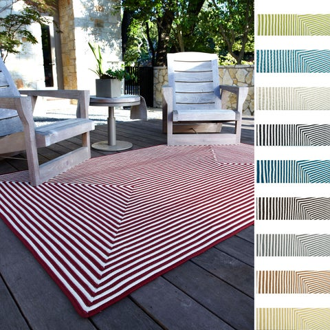 Hand-braided Indoor/Outdoor Braided Rope Rug