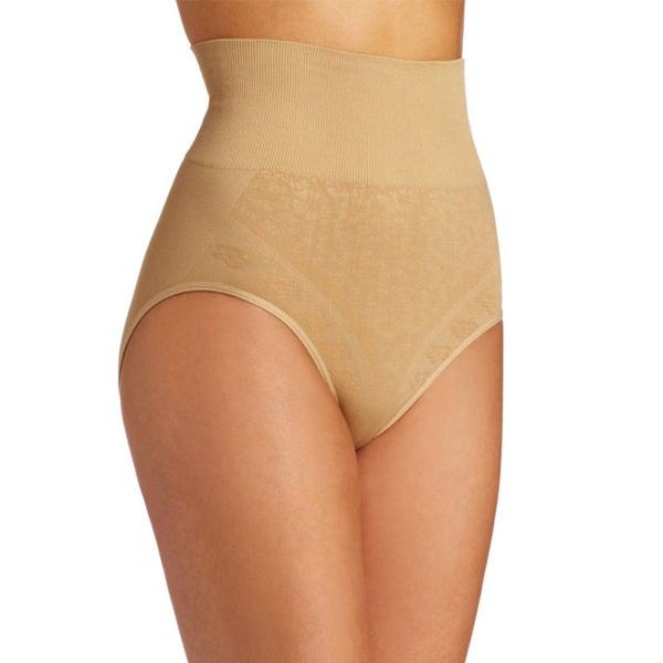 Stanzino Women's Nude Girdle Panties