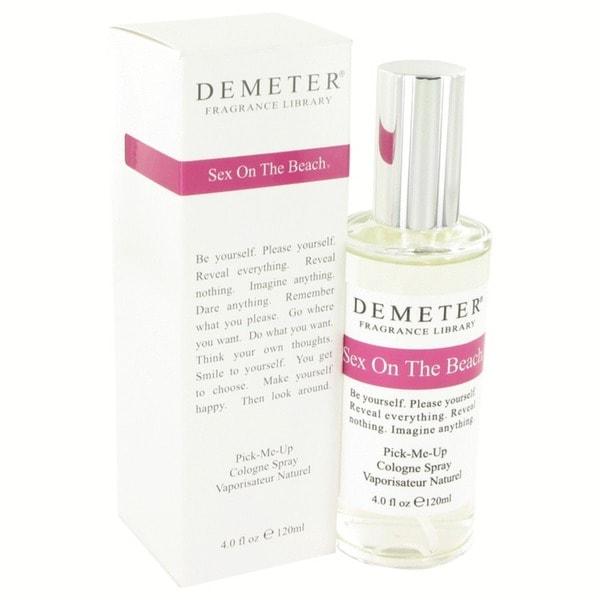 Demeter Sex on the Beach Women's 4-ounce Cologne Spray