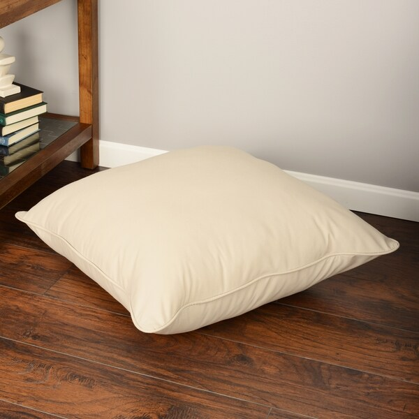 Isabella 26-inch Floor Pillow