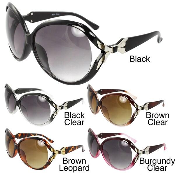 Women's Retro Oval Fashion Sunglasses