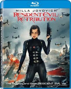 Resident Evil: Retribution (Blu-ray Disc)